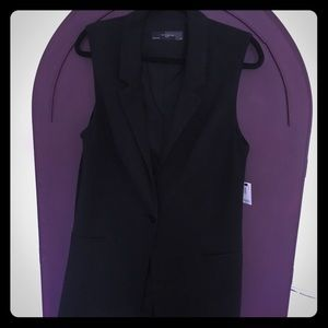 NWT The Limited Long Vest Dress